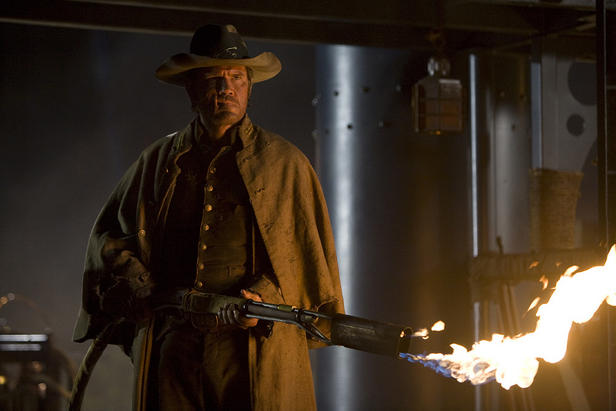 Jonah hex filme trailer for Terrace in a sentence