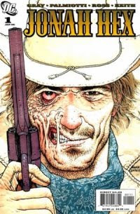 Jonah Hex Comic Book