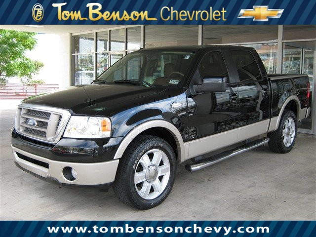 2008 ford f 150 supercrew king ranch 2wd at tom benson chevrolet in san antonio texas call us. Black Bedroom Furniture Sets. Home Design Ideas