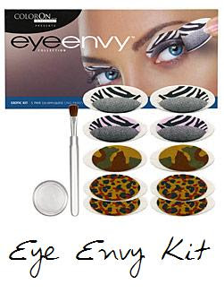 Heres a picture of what a full Eye Envy kit looks like.