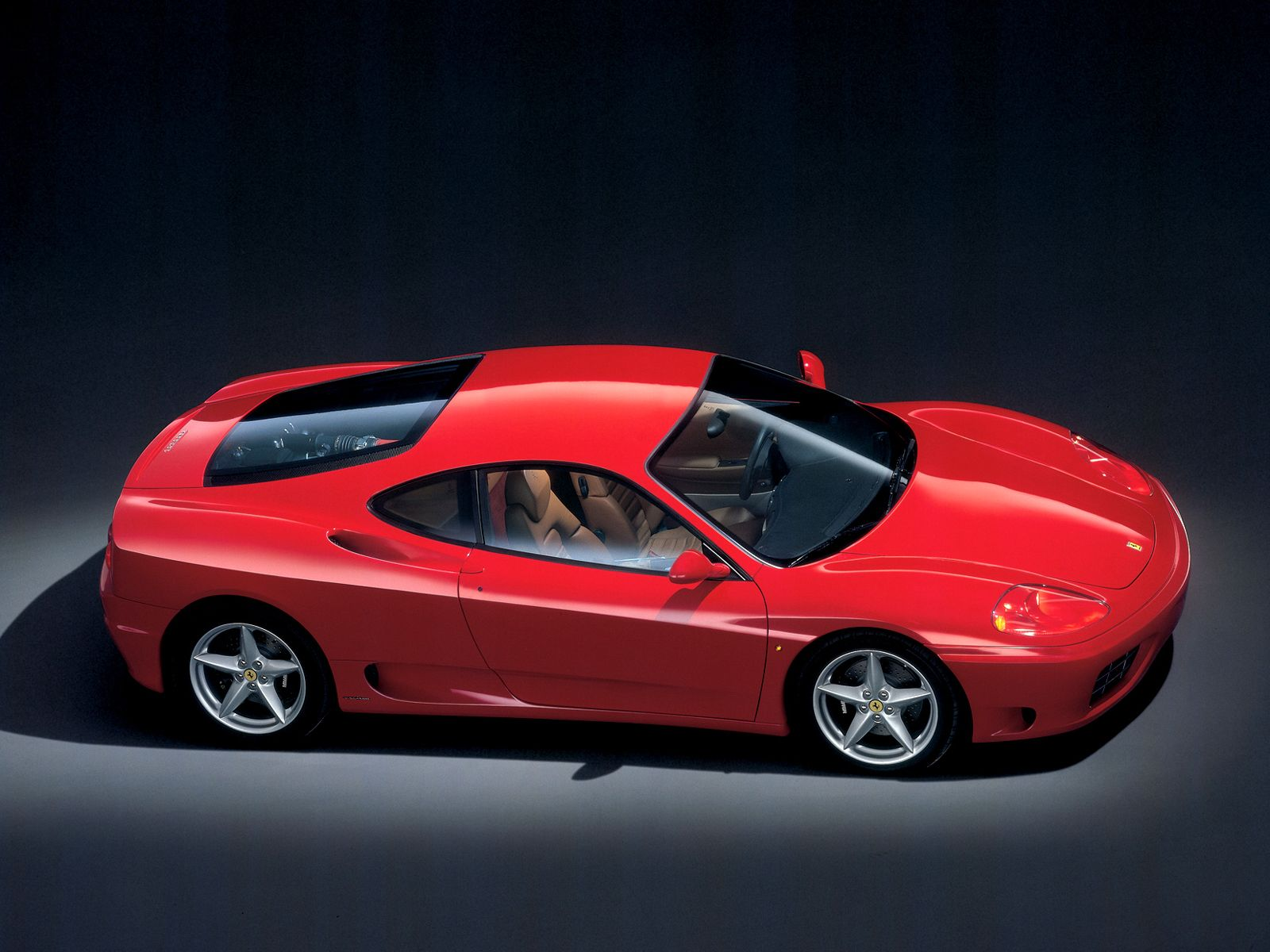 Red Ferrari 360 Modena Wallpaper 360 ferrari wallpaper