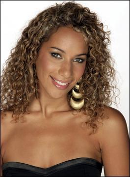 leona lewis curly hair - photo #9