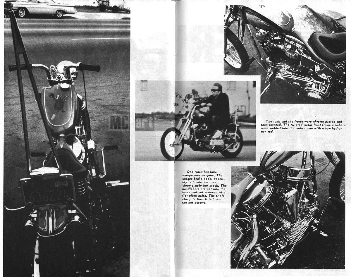 MC Art/Motorcycle Art: November 2010