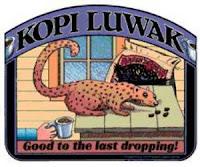 Resultado de imagen de kopi luwak proceso