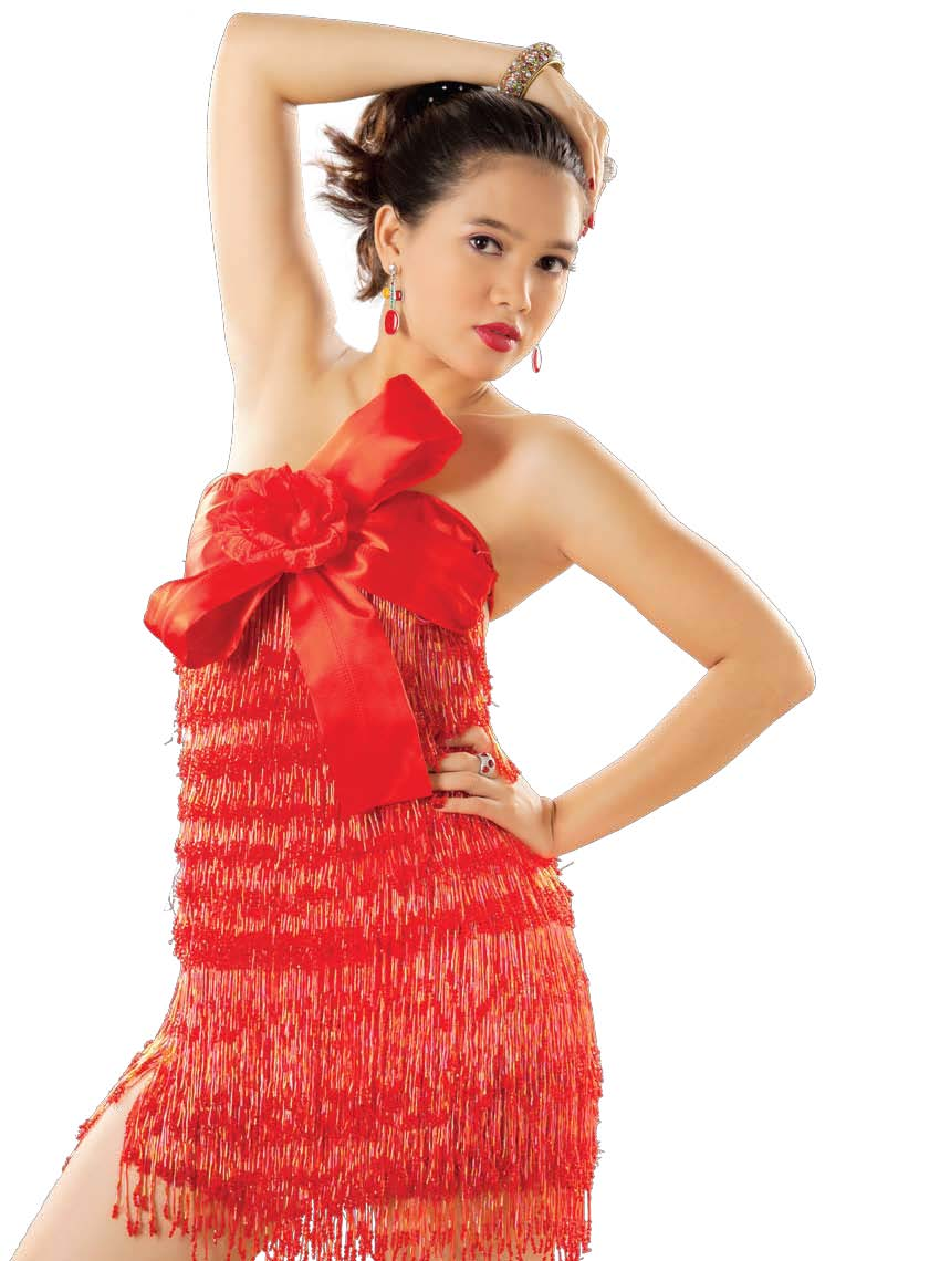 Myanmar Popular Model And Actress, Aye Myat Thu-2067
