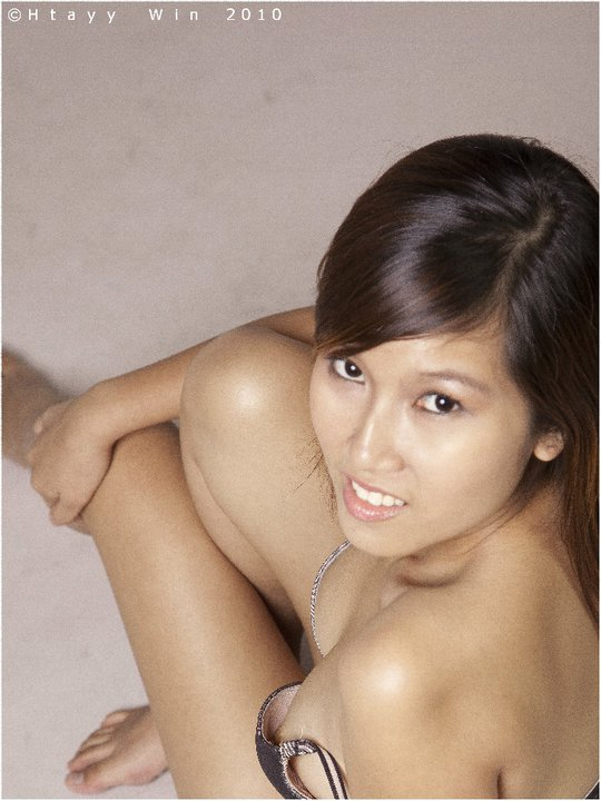 Hot Myanmar Girls Lingerie Fashion Photos-8999