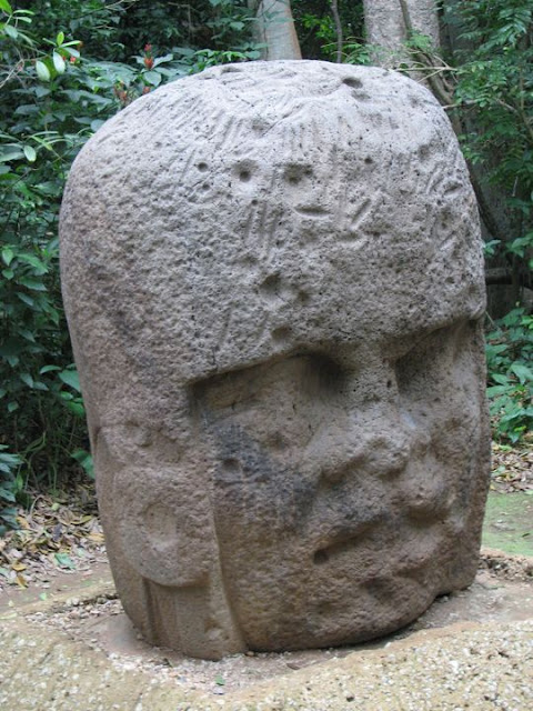 Jim caroles mexico adventure the olmecs mother of cultures colossal head known as the young warrior is part of olmec heritage the omecs a people who inhabited the gulf coast area of mexico south of vera cruz publicscrutiny Image collections
