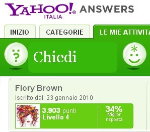 Foto dell'account in Yahoo Answers