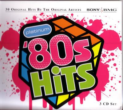 [FS][US]VA - Platinum '80s Hits 3CD (2008)[MP3]