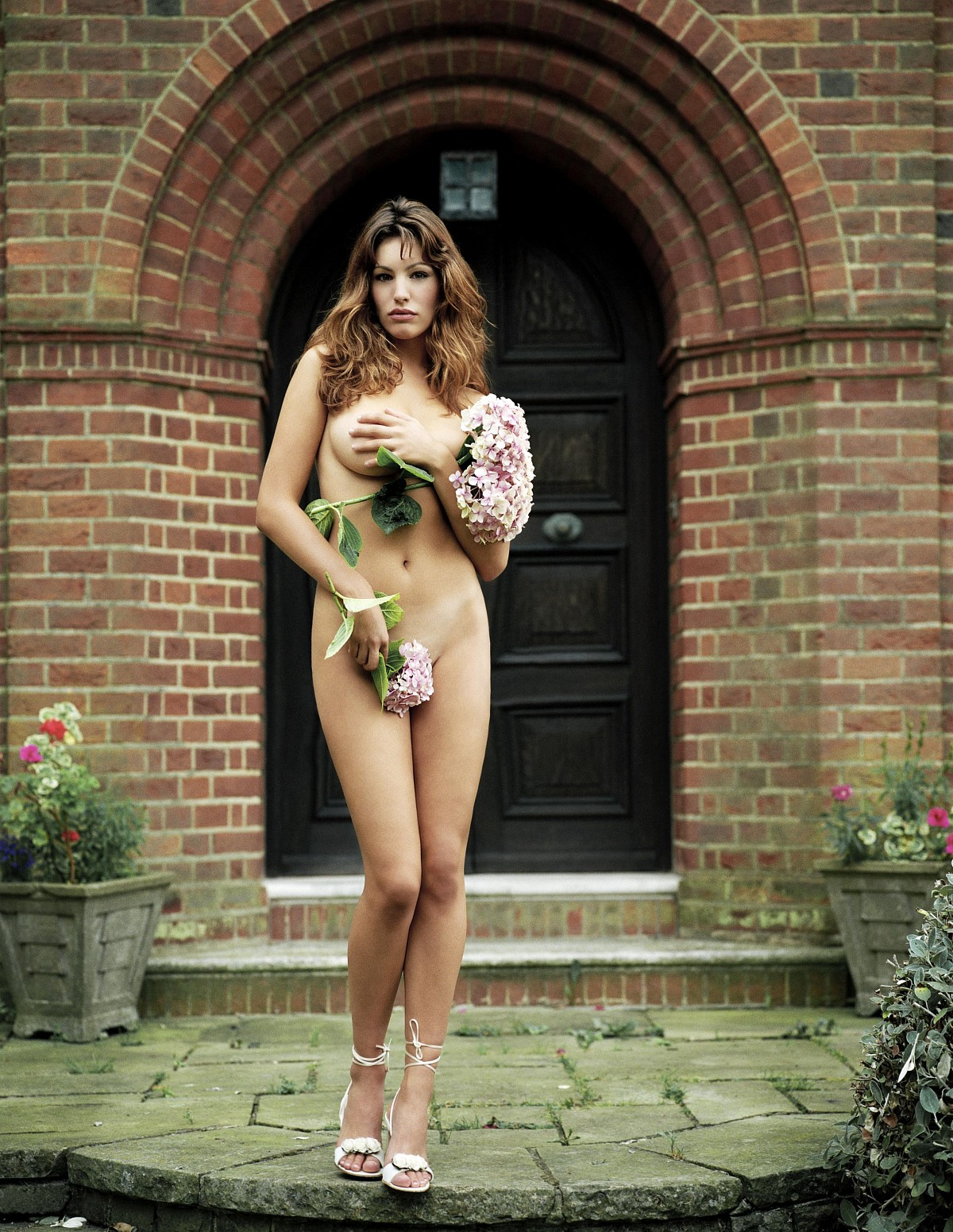 Think, Kelly brook wallpaper nude good piece