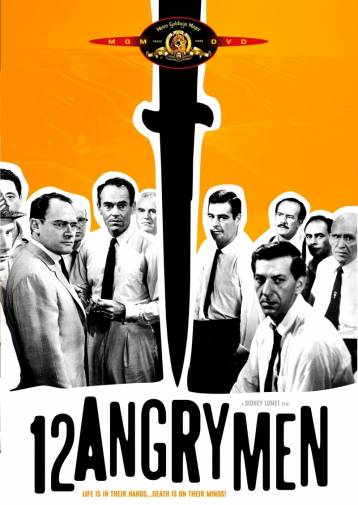 12 angrey men is a movie