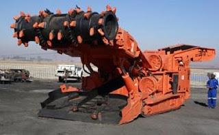 Coal Mining – Mechanized Room and Pillar Mining thumbnail