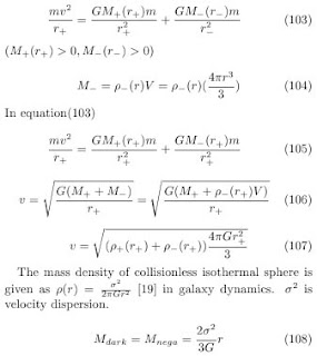 dark matter formula - photo #6