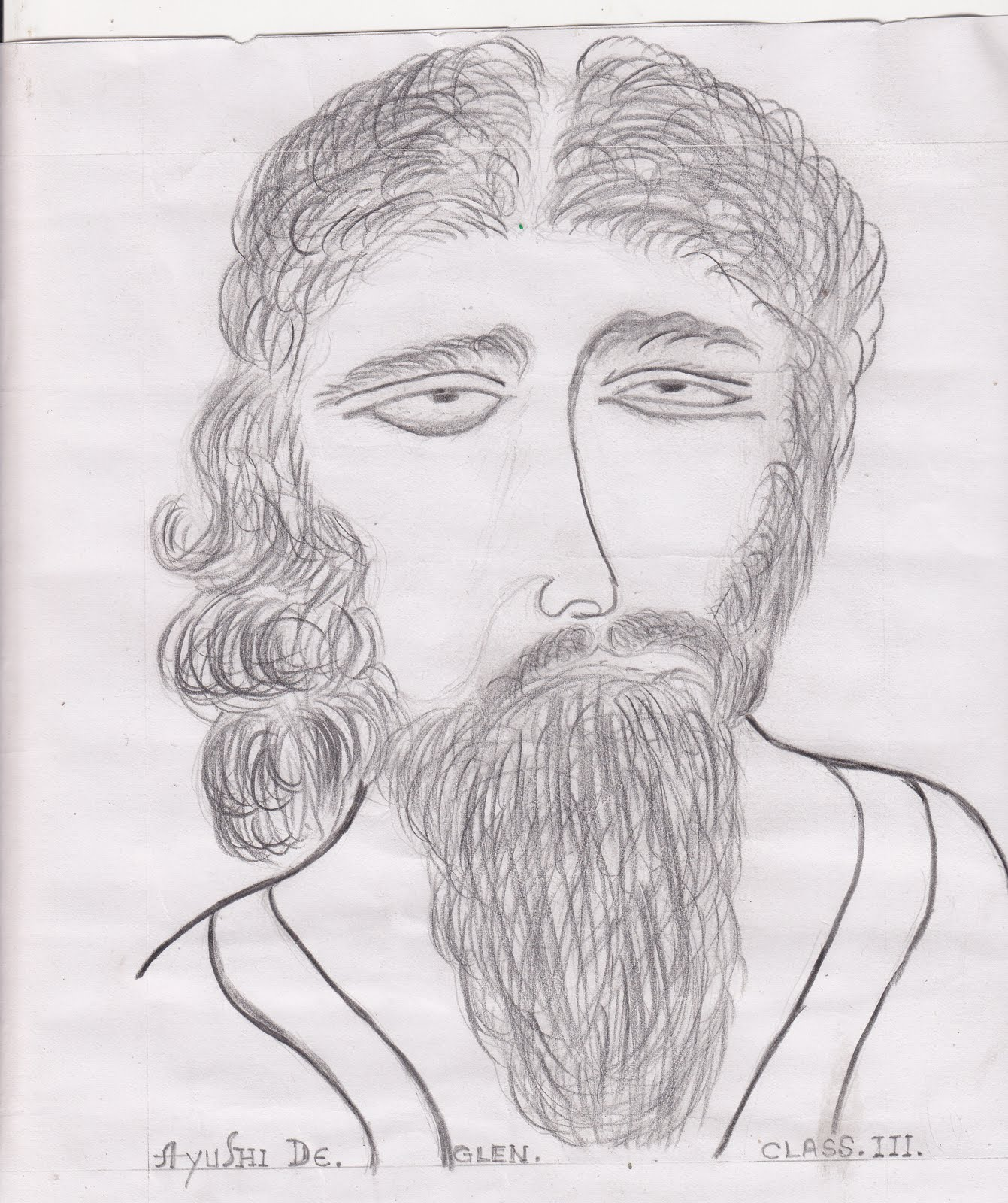 SMARAKA GRANTHA: Pictures drawn by Hilanders (contd-3)