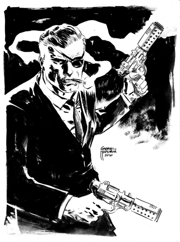 nick fury coloring pages nick fury