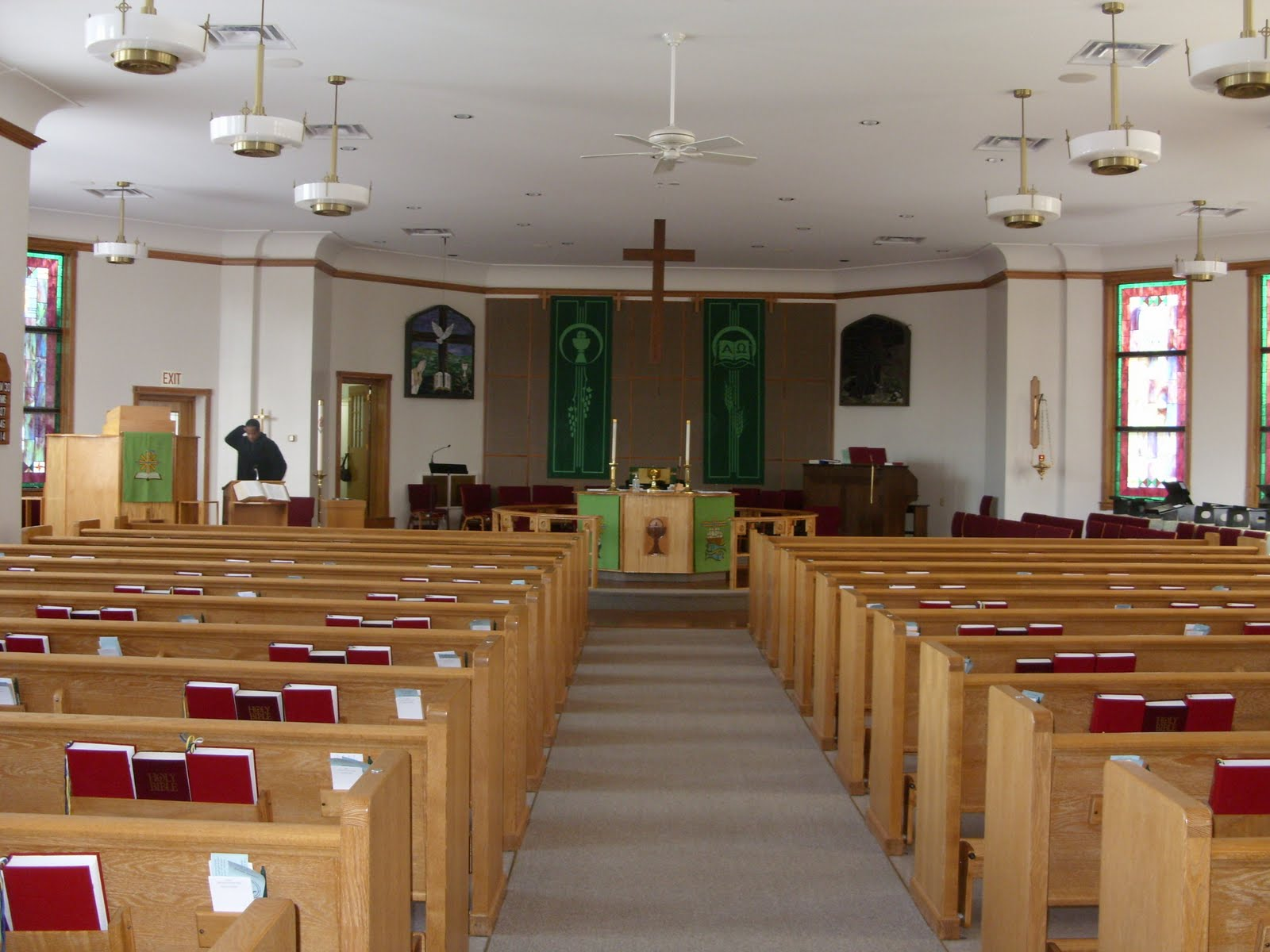 Lutheran Churches Of Mostly Northwest Ohio