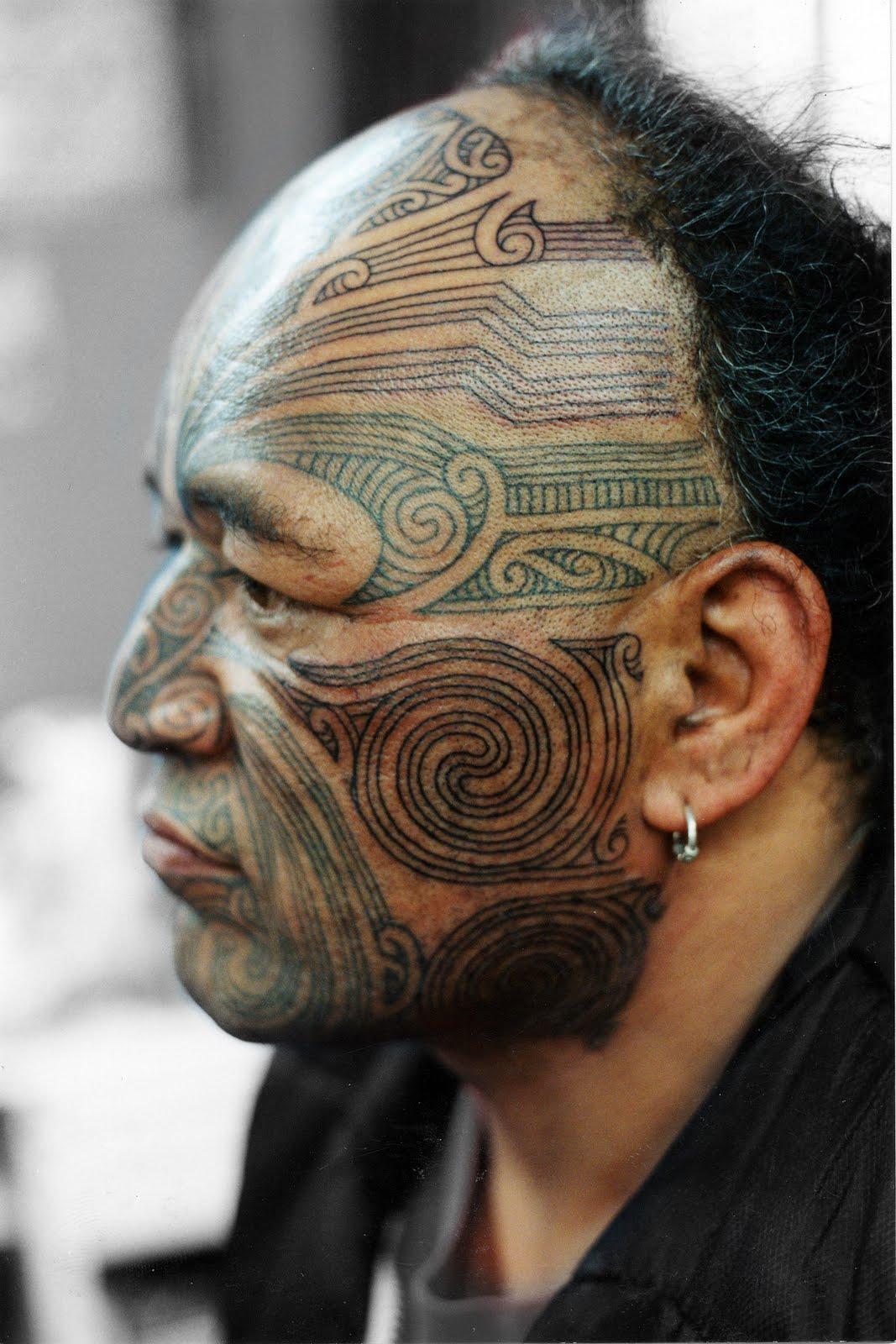 My Maori Sun Tattoo Done By Marijo Bijelić In Ljubljana