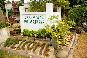 WELCOME TO PAG-ASA FARMS!