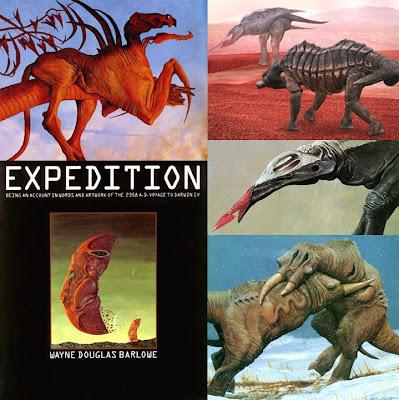 Neotype: Alien Planet Wayne Barlowe Expedition 2