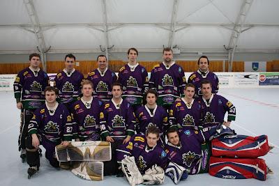 Sparta Cup Barcelona, International Inline Hockey Tournament: 2010