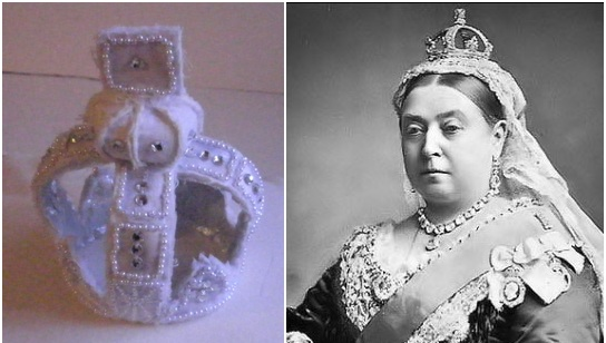 Lille Gitte: Dronning Victoria av England