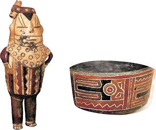 cultura paracas ceramica