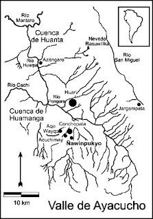 Cultura Huarpa Historia Cultural