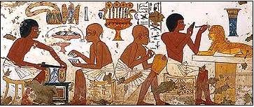 eclavitud egipcia