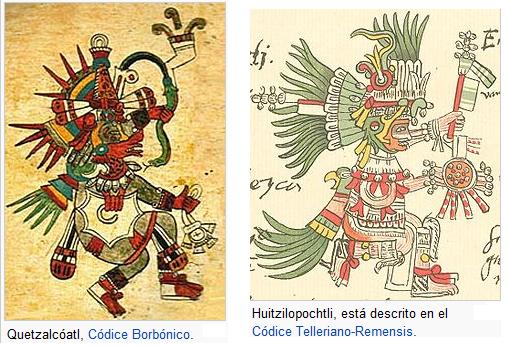 Imperio Azteca Dioses+cultura+azteca