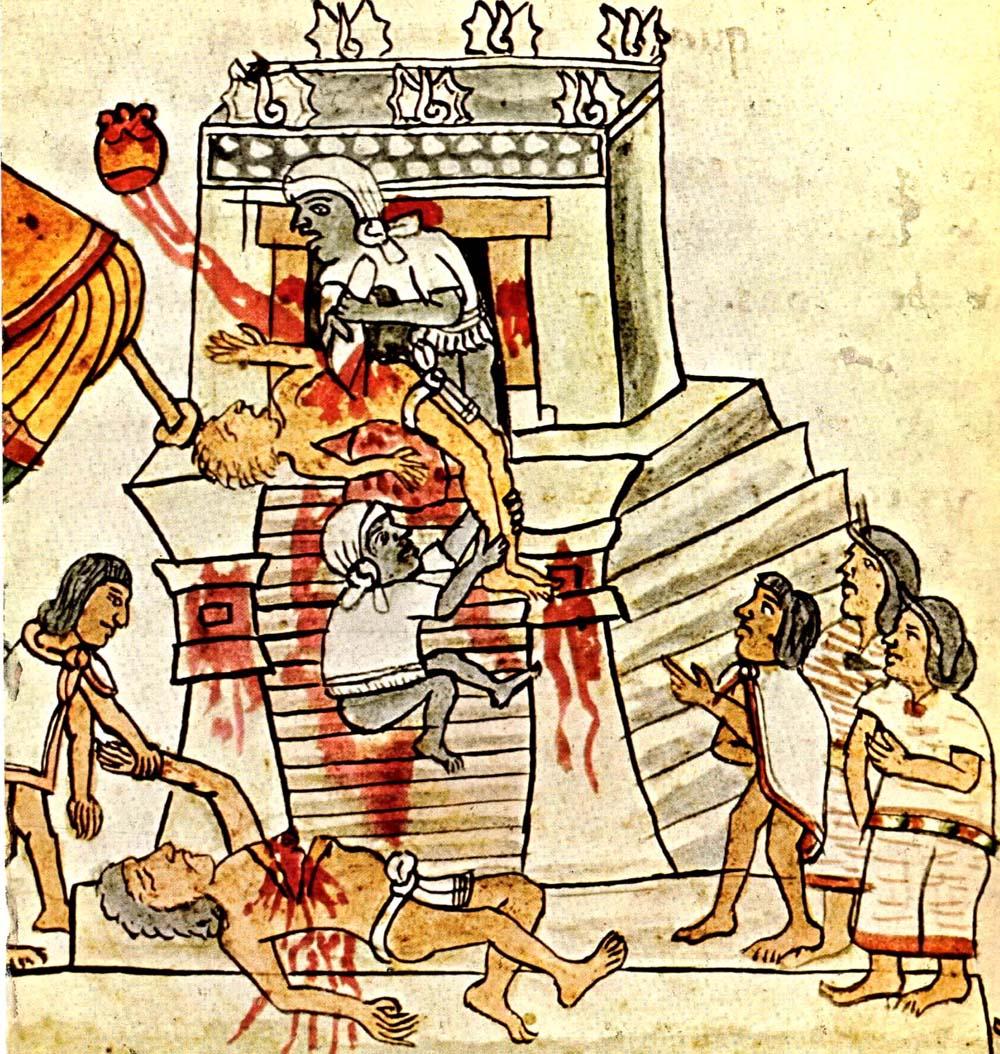 Cultura Azteca Historia Universal