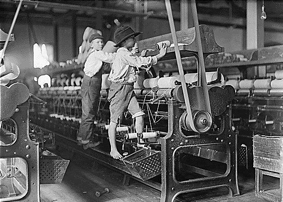 La revoluci?n industrial
