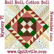Roll Roll Cotton Boll Mystery