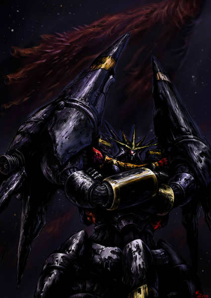 Realm Of Darkness Top Wo Nerae Gunbuster
