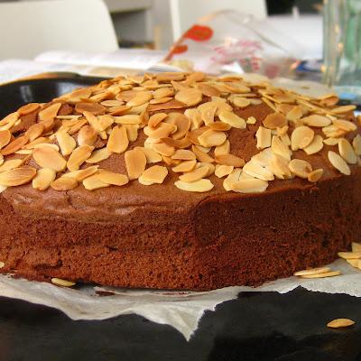 Rezept für Gâteau Berbelle nach Wolfram Siebeck oder auch der wahrscheinlich beste Schokoladenkuchen der Welt!  | Arthurs Tochter kocht. von Astrid Paul, der Blog für Food, Wine, Travel & Love!