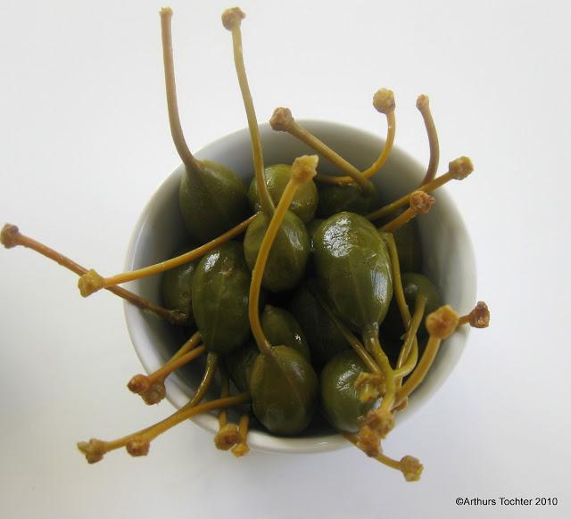 Kapernäpfel  | Arthurs Tochter kocht von Astrid Paul. Der Blog für Food, Wine, Travel & Love