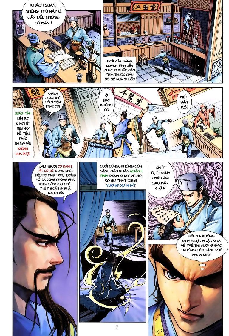 Anh Hùng Xạ Điêu anh hùng xạ đêu chap 9 trang 7