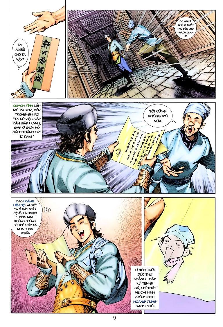 Anh Hùng Xạ Điêu anh hùng xạ đêu chap 9 trang 9