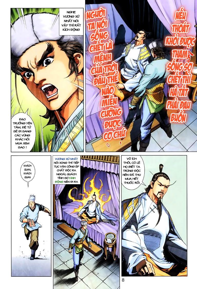 Anh Hùng Xạ Điêu anh hùng xạ đêu chap 9 trang 8