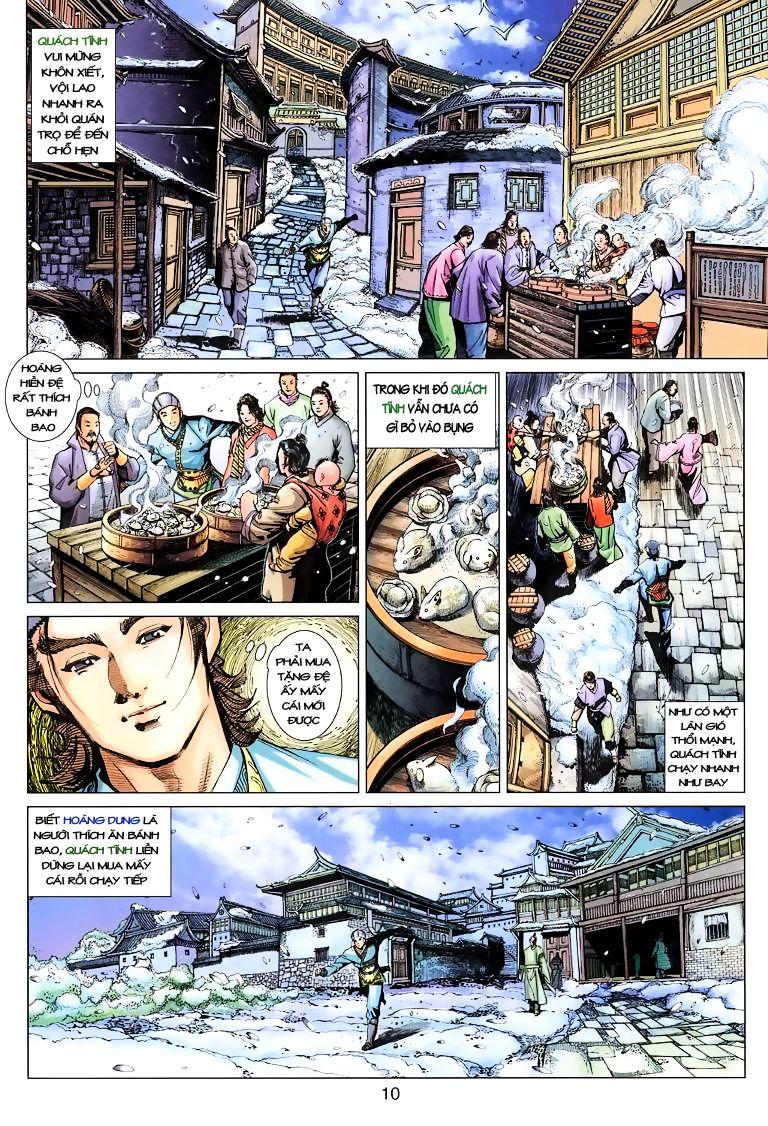 Anh Hùng Xạ Điêu anh hùng xạ đêu chap 9 trang 10