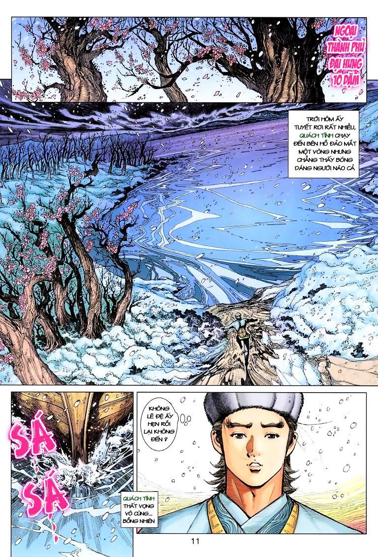 Anh Hùng Xạ Điêu anh hùng xạ đêu chap 9 trang 11
