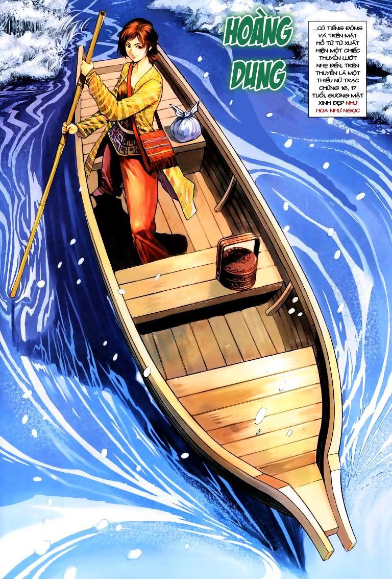 Anh Hùng Xạ Điêu anh hùng xạ đêu chap 9 trang 12