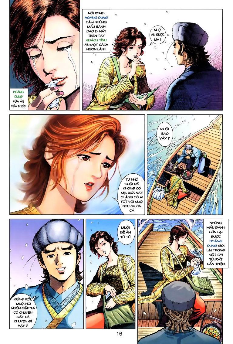 Anh Hùng Xạ Điêu anh hùng xạ đêu chap 9 trang 16