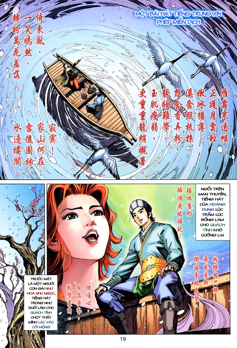 Anh Hùng Xạ Điêu anh hùng xạ đêu chap 9 trang 19
