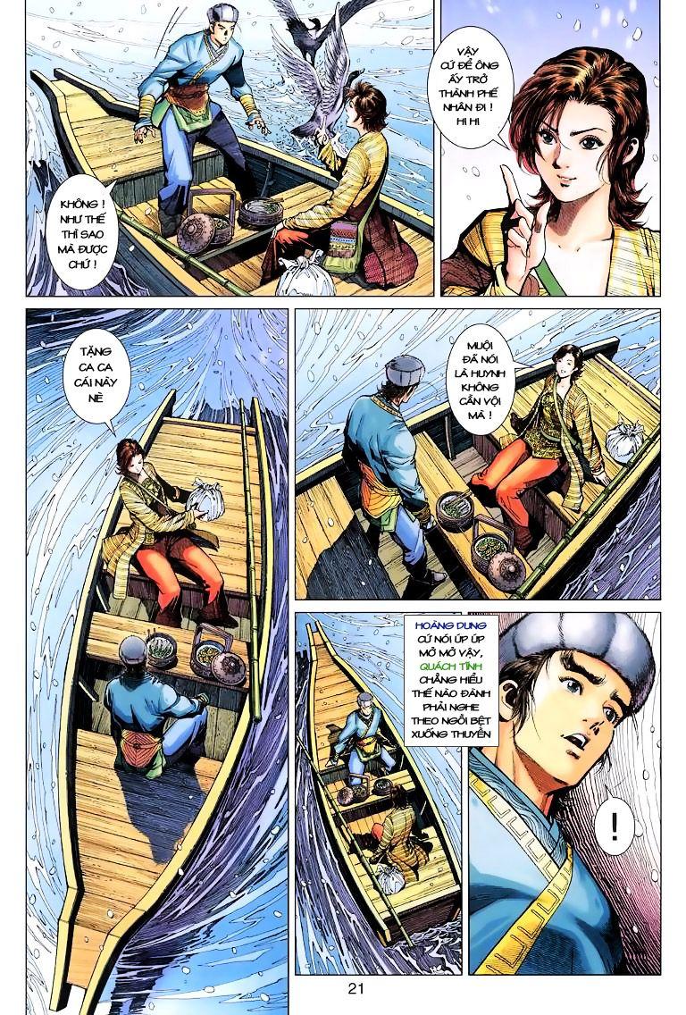 Anh Hùng Xạ Điêu anh hùng xạ đêu chap 9 trang 21
