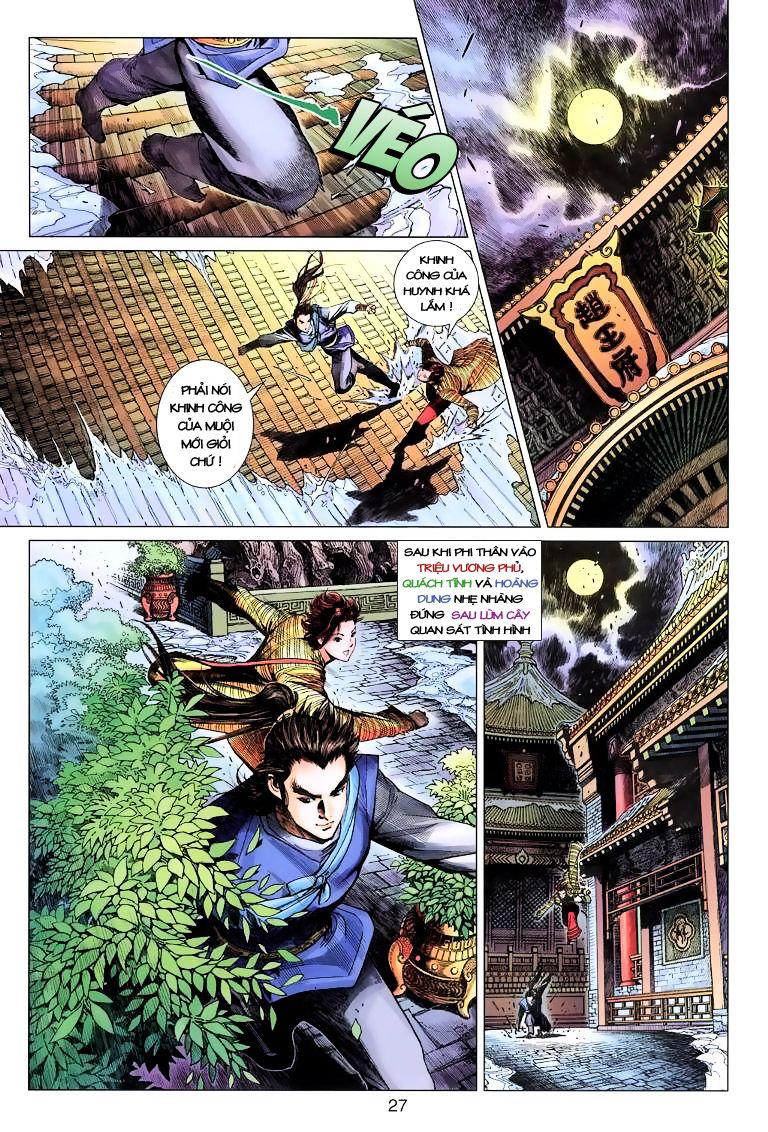Anh Hùng Xạ Điêu anh hùng xạ đêu chap 9 trang 27