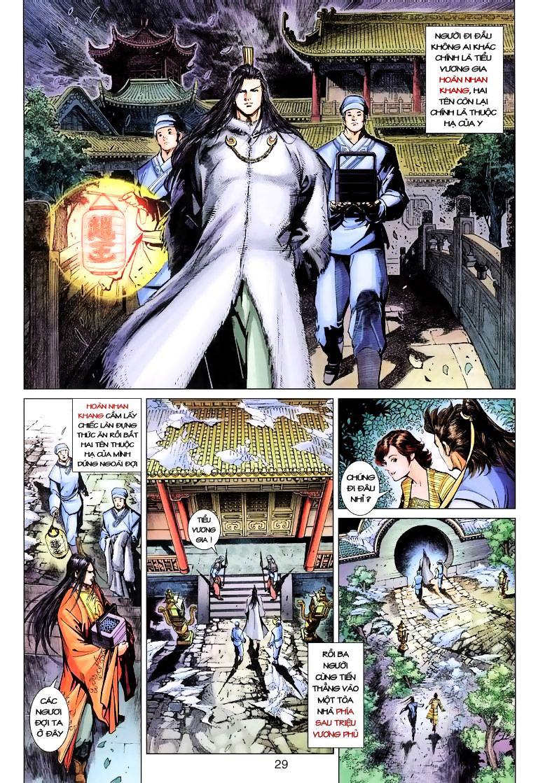 Anh Hùng Xạ Điêu anh hùng xạ đêu chap 9 trang 29