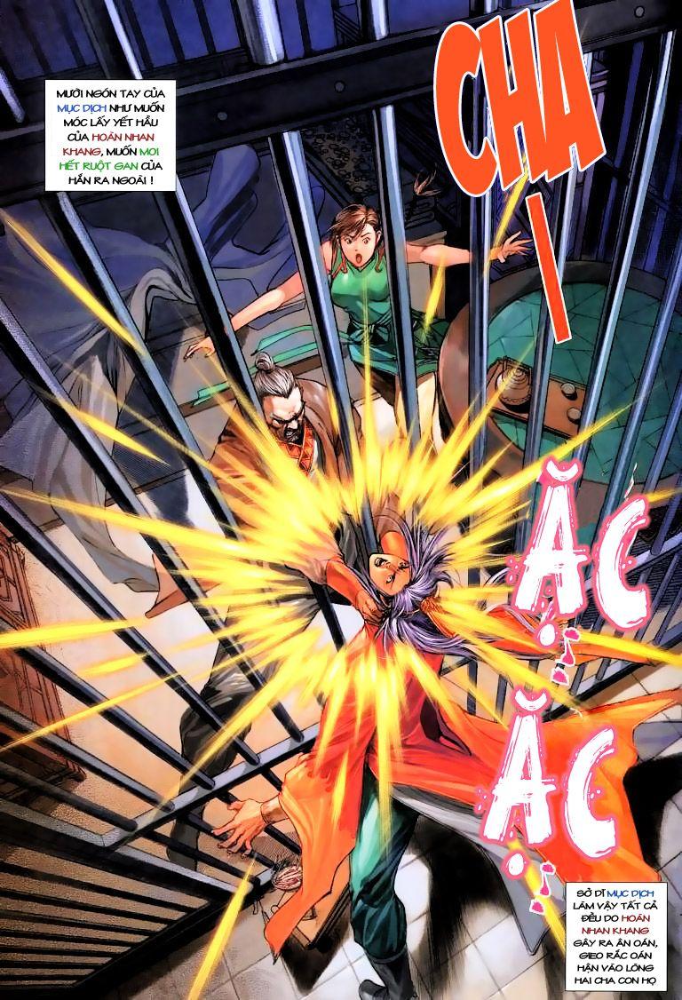 Anh Hùng Xạ Điêu anh hùng xạ đêu chap 9 trang 33