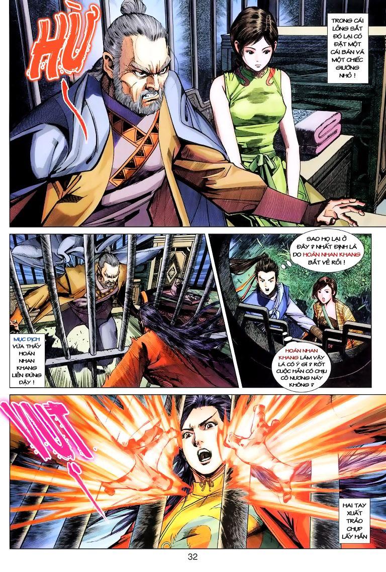 Anh Hùng Xạ Điêu anh hùng xạ đêu chap 9 trang 32