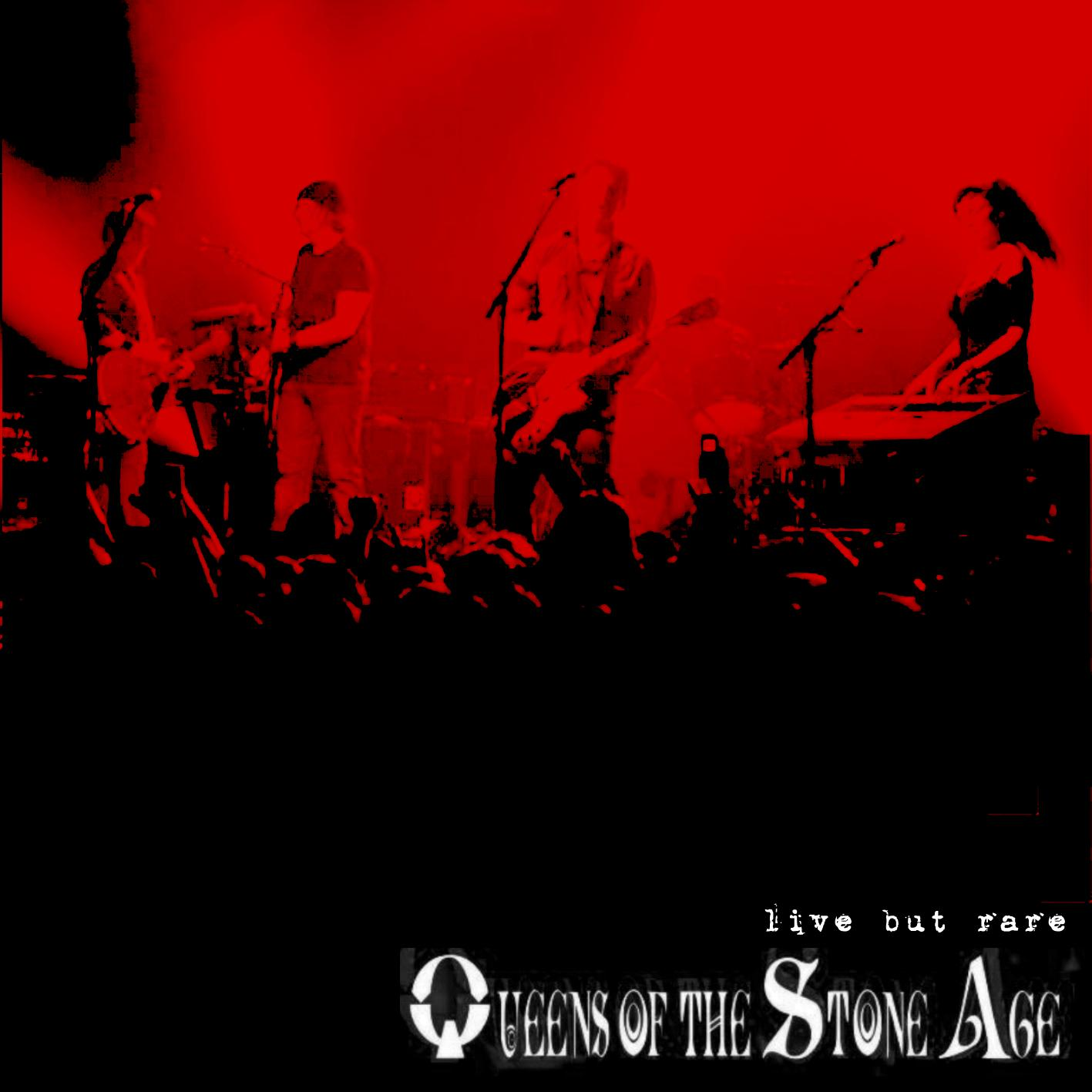MUSIC ART VCL: Queens of the Stone Age - Live But Rare 2006