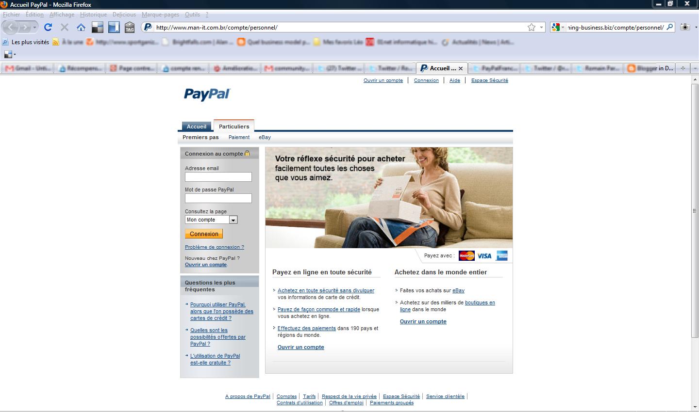 Site de rencontre payant avec paypal